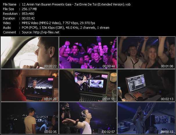 Armin Van Buuren Presents Gaia video screenshot