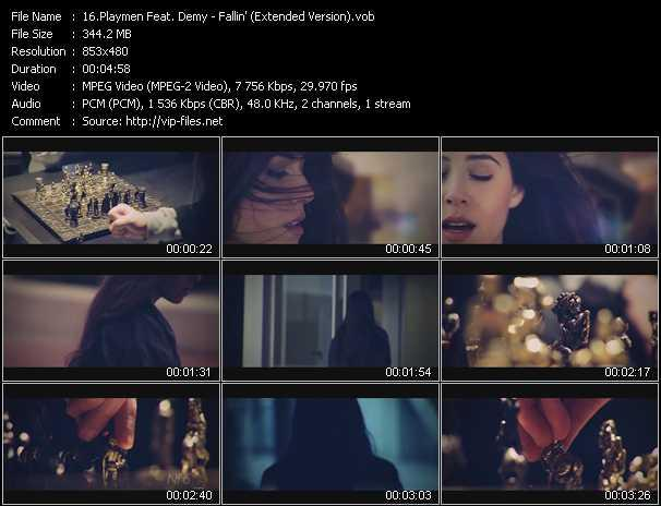 Playmen Feat. Demy video screenshot