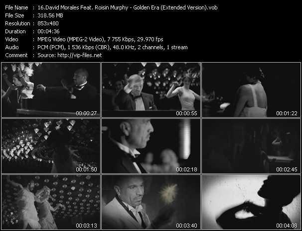 David Morales Feat. Roisin Murphy video screenshot