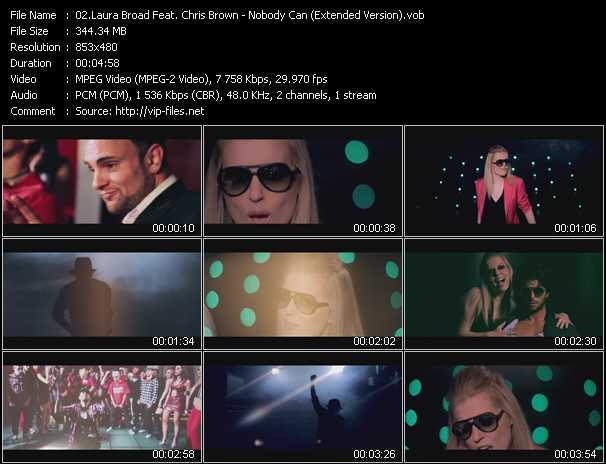 Laura Broad Feat. Chris Brown video screenshot