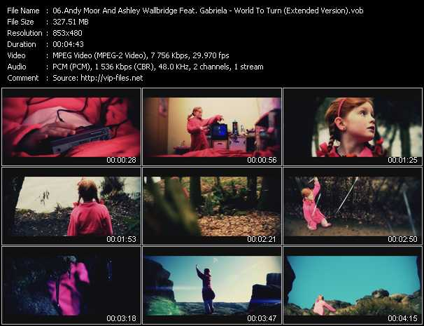 Andy Moor And Ashley Wallbridge Feat. Gabriela video screenshot