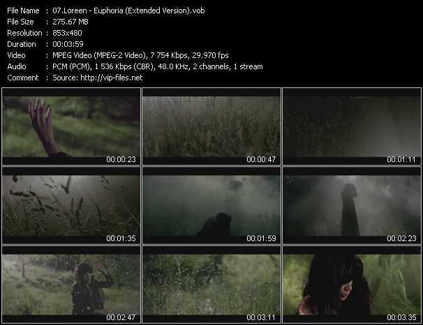 Loreen video screenshot