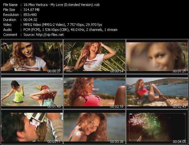 Miss Ventura video screenshot