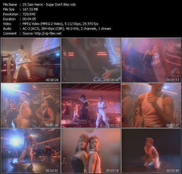 Sam Harris video screenshot