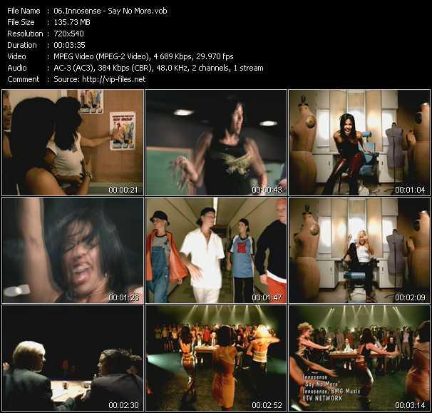 Innosense video screenshot