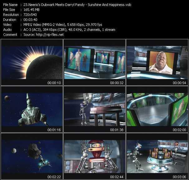 Neerio's Dubwark Meets Darryl Pandy video screenshot