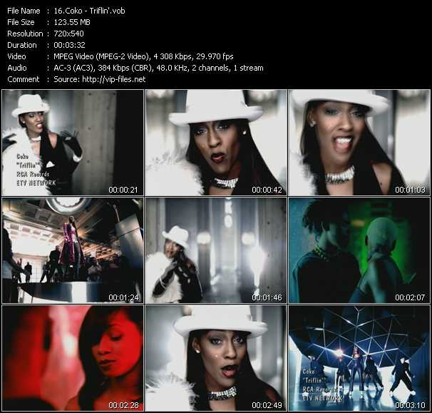 Coko video screenshot