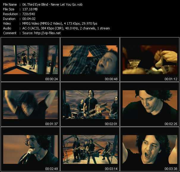 Third Eye Blind video screenshot
