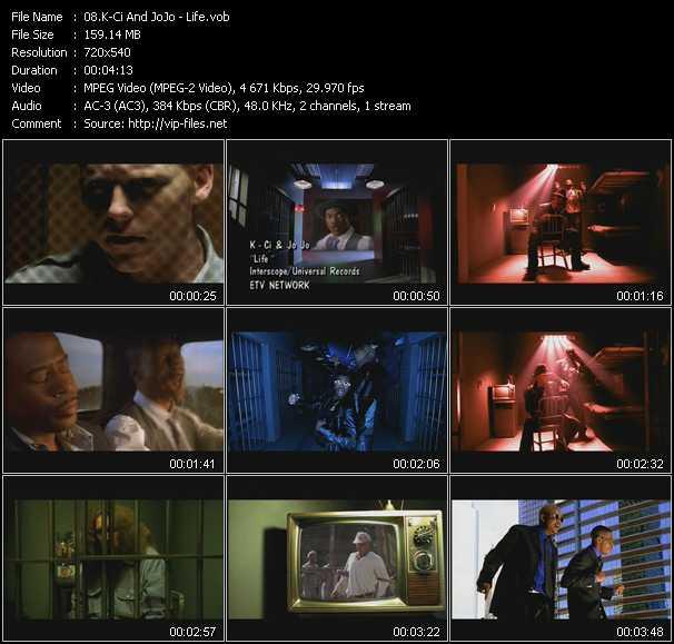 K-Ci And JoJo video screenshot
