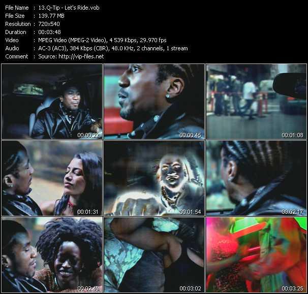 Q-Tip video screenshot