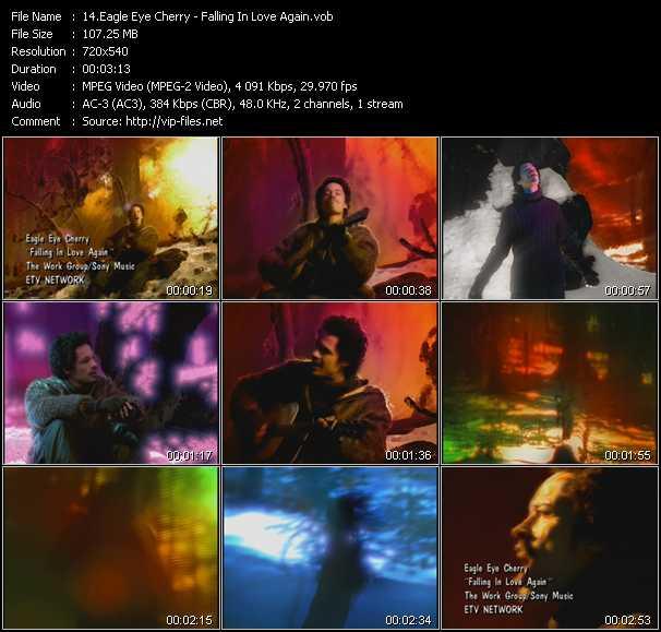 Eagle Eye Cherry video screenshot