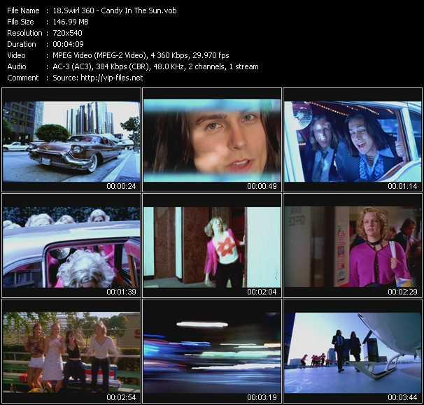 Swirl 360 video screenshot