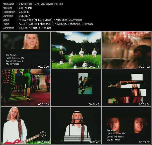 Moffats video screenshot