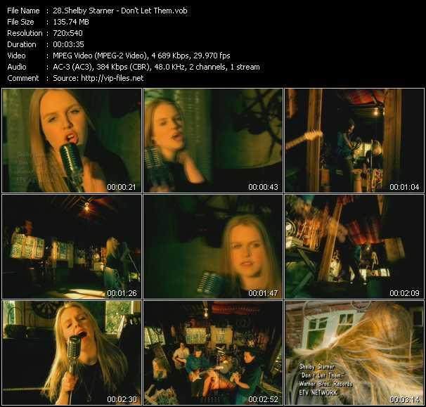 Shelby Starner video screenshot