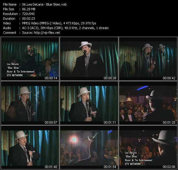 Lea DeLaria video screenshot