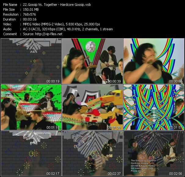 Gossip Vs. Together video screenshot