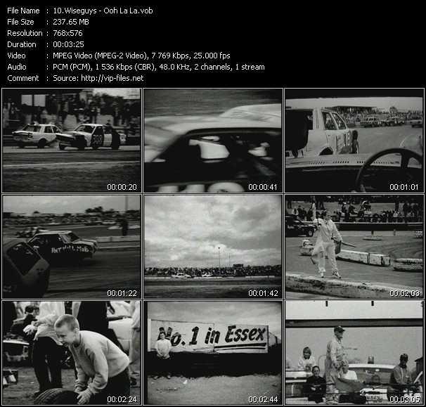 Wiseguys video screenshot