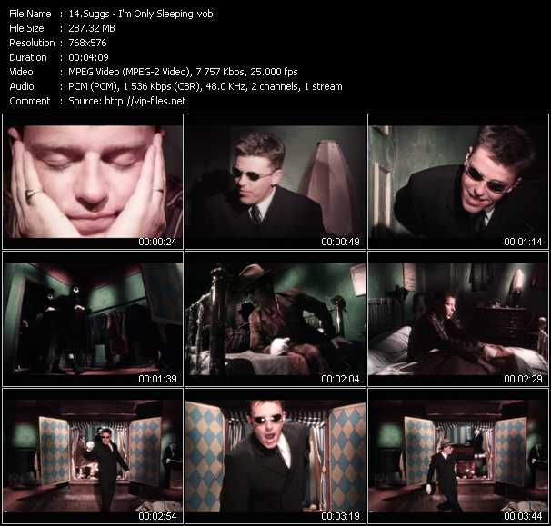 Suggs video screenshot