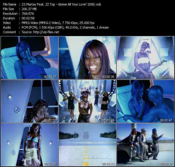 Martay Feat. ZZ Top video screenshot