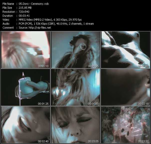 Doro video screenshot