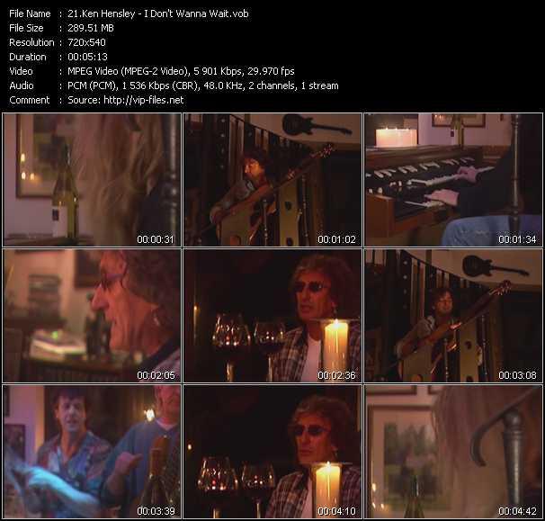 Ken Hensley video screenshot