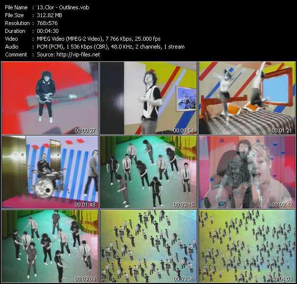 Clor video screenshot