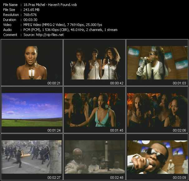 Pras (Pras Michel) video screenshot