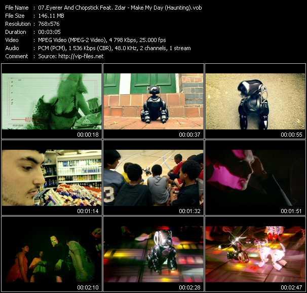 Eyerer And Chopstick Feat. Zdar video screenshot