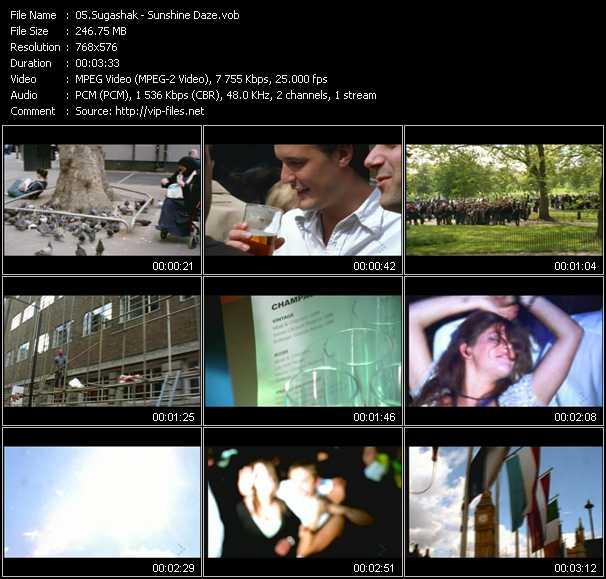 Sugashak video screenshot