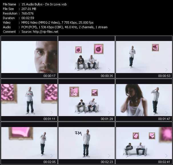 Audio Bullys video screenshot