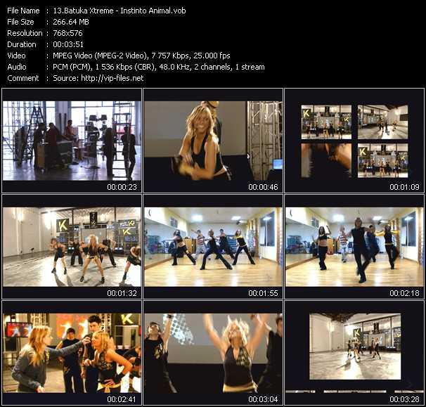 Batuka Xtreme video screenshot