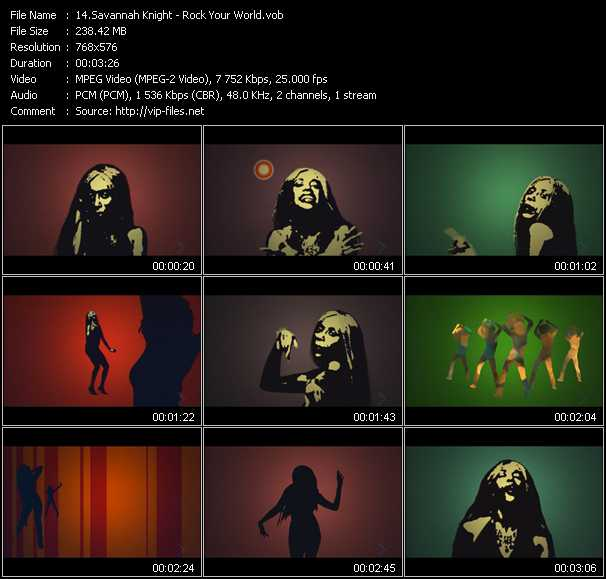 Savannah Knight video screenshot