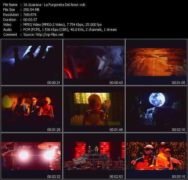 Guarana video screenshot