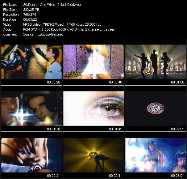 Duncan And Wilde video screenshot