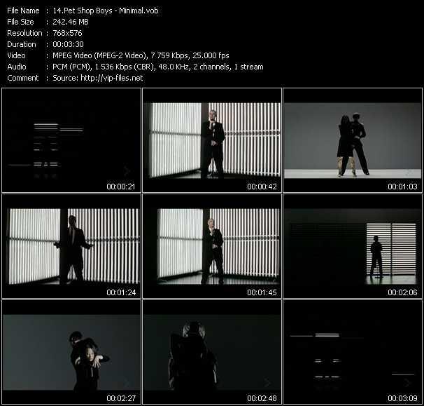 video Minimal screen