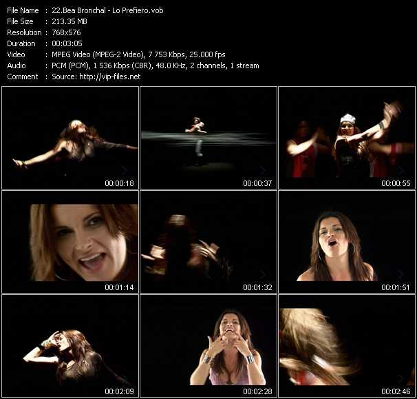 Bea Bronchal video screenshot