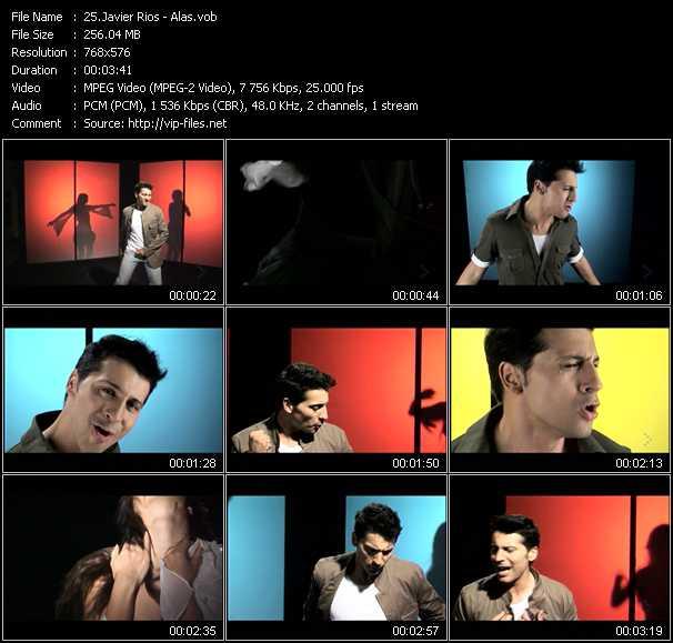 Javier Rios video screenshot
