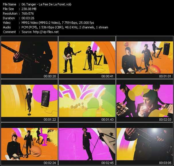 Tanger video screenshot