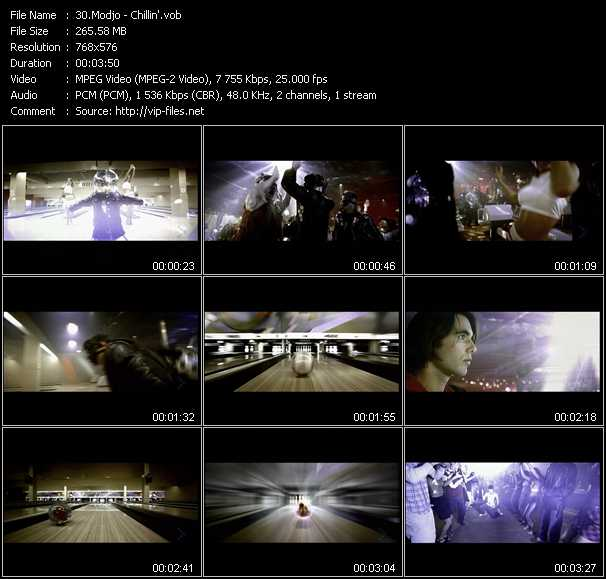 Modjo video screenshot