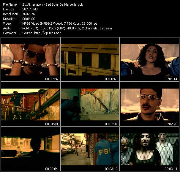 Akhenaton video screenshot