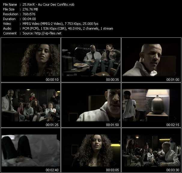 Rim'K video screenshot