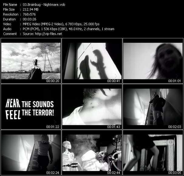 Brainbug video screenshot
