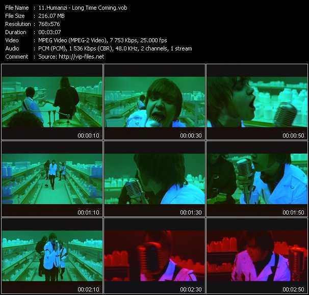 Humanzi video screenshot