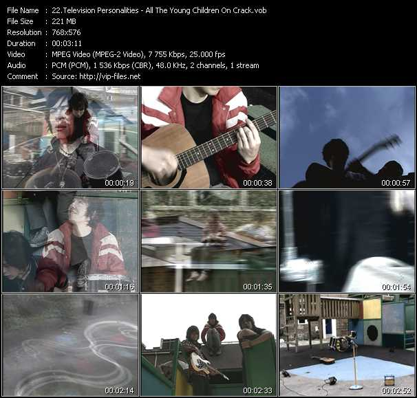 Television Personalities video screenshot
