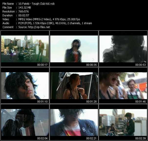 Fatels video screenshot