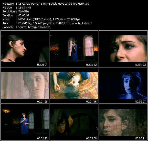 Candie Payne video screenshot
