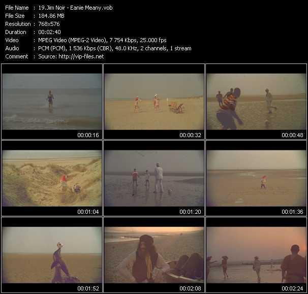 Jim Noir video screenshot
