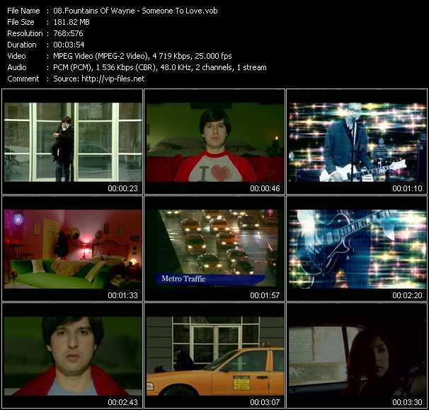 Fountains Of Wayne video screenshot