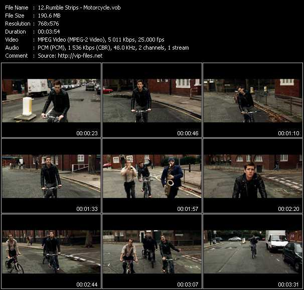 Rumble Strips video screenshot