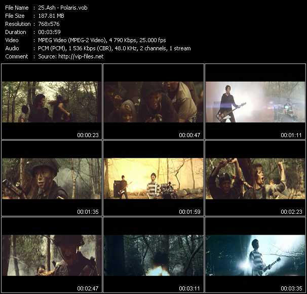 Ash video screenshot